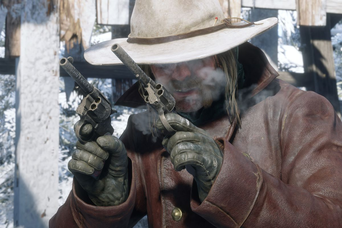 Red Dead Redemption 2 PC patches finally fix stuttering