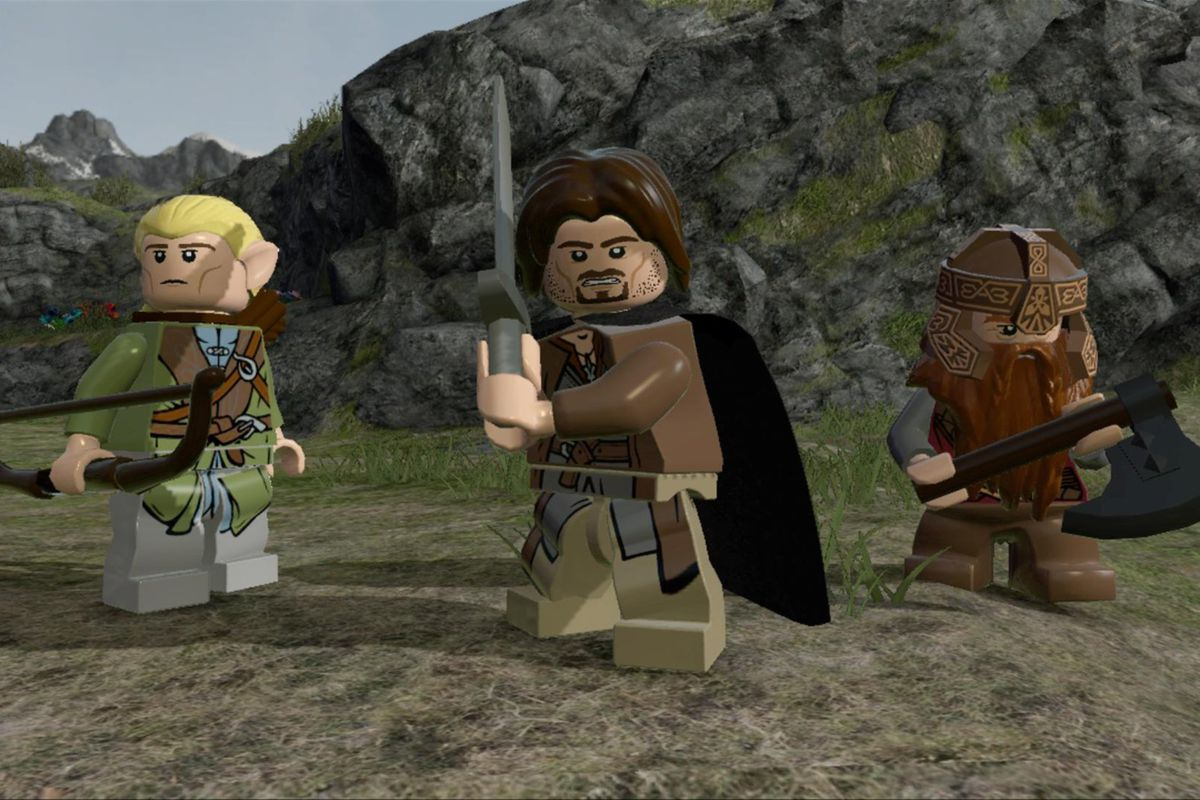 Yes Lego Lord Of The Rings And The Hobbit Are No Longer For Sale