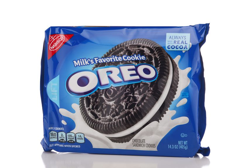 In her new book, author Kim Zachman writes Oreo cookies were a copy cat of the Hydrox sandwich cookie.