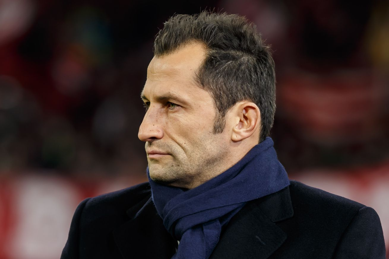 Hasan Salihamidzic frustrated by questions about Uli Hoeness? comments about James
