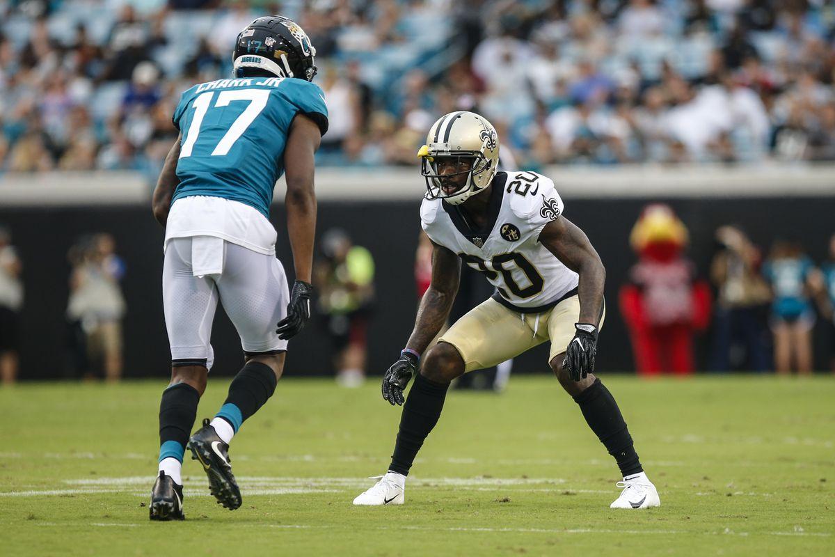 NFL: AUG 09 Preseason - Saints at Jaguars