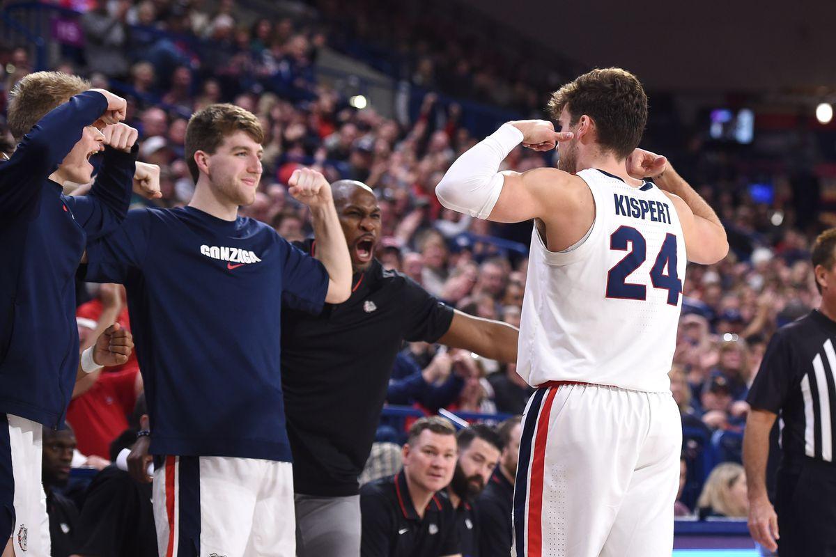 NCAA Basketball: Pacific at Gonzaga