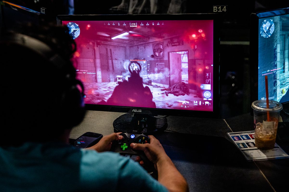 Chicago Huntsemen Will Be Part Of New Pro Call Of Duty League Another Sign Of Esports Popularity Chicago Sun Times
