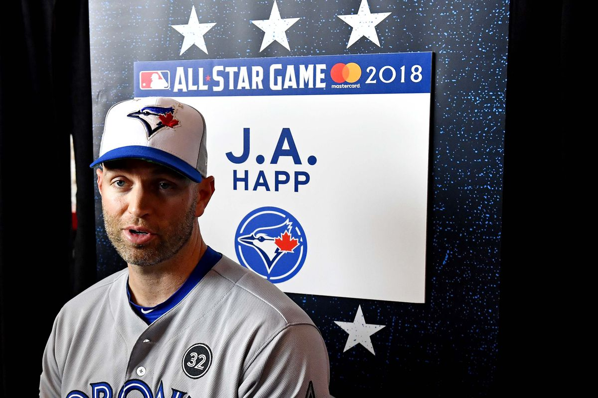 Brad Mills-USA TODAY Sports. Veteran J.A. Happ has joined the Yankees  rotation 3557495521f
