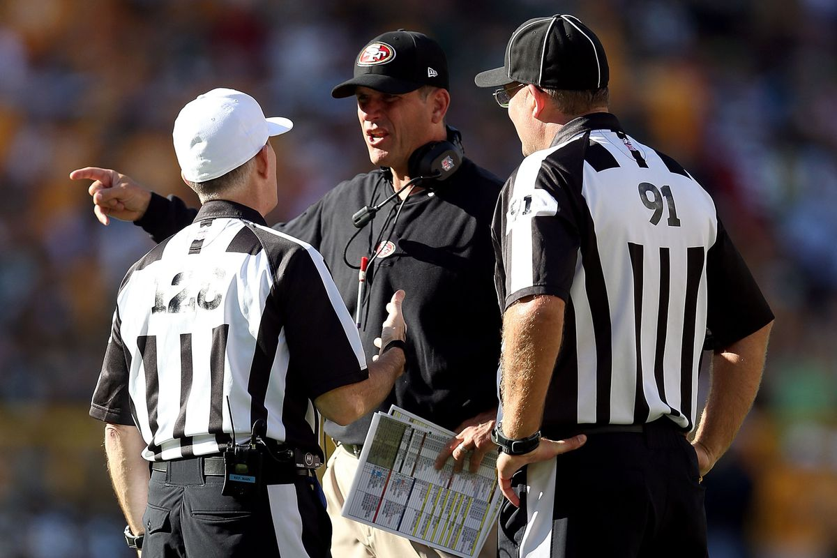 Nfl Refs Reach Agreement What Does It Mean For 49ers Niners Nation