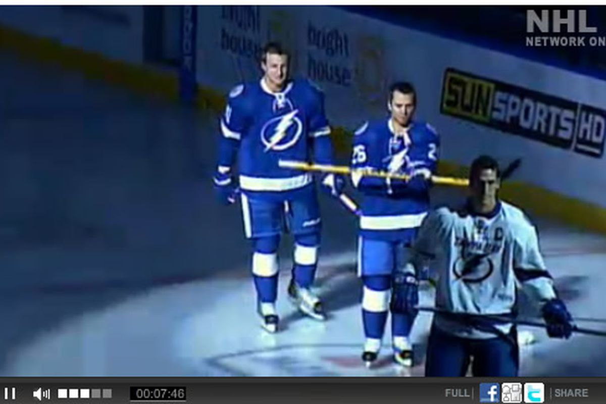 The Bolts are getting new duds...  Hmm, what about getting Raw Charge some duds, period?