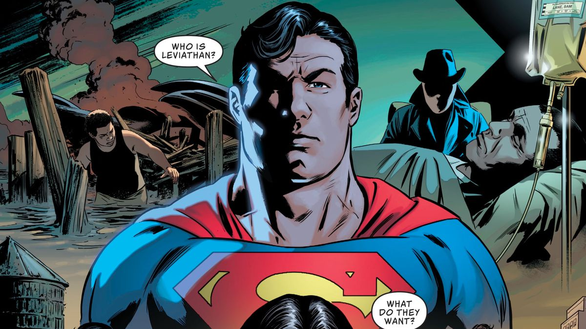 406221439408 How Superman series Event Leviathan will blow up the DC Comics ...