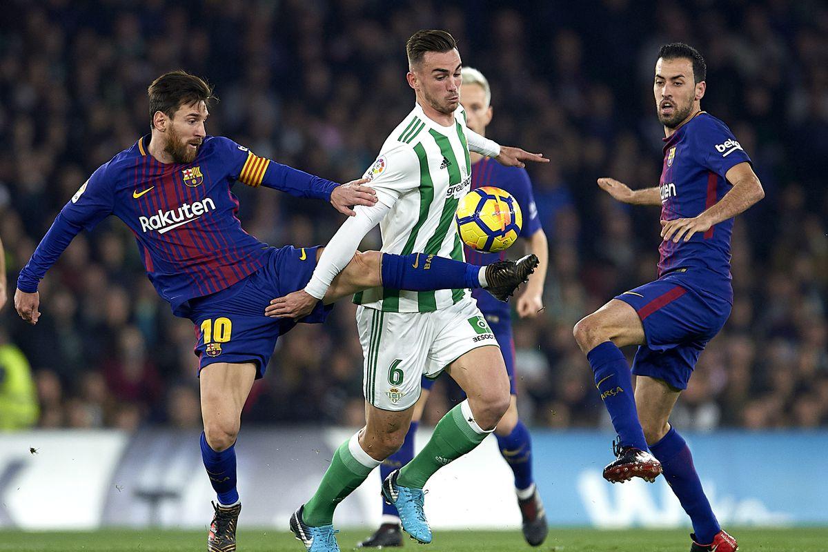Real Betis Respond To Rumors Linking Fabian Ruiz With
