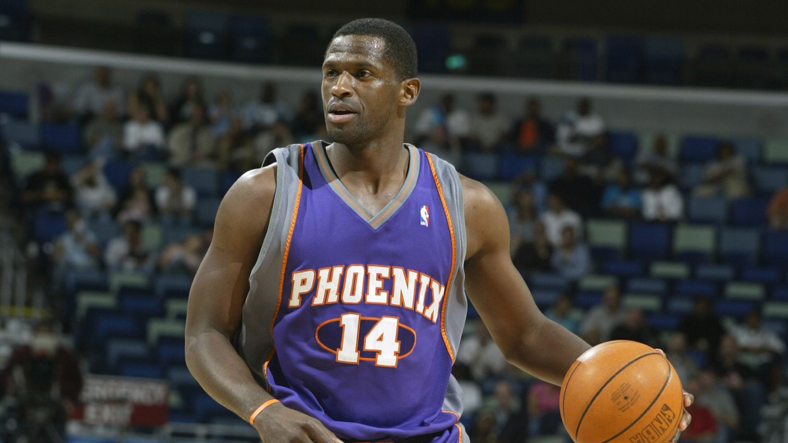 Remember when Antonio McDyess dumped the Phoenix Suns in a