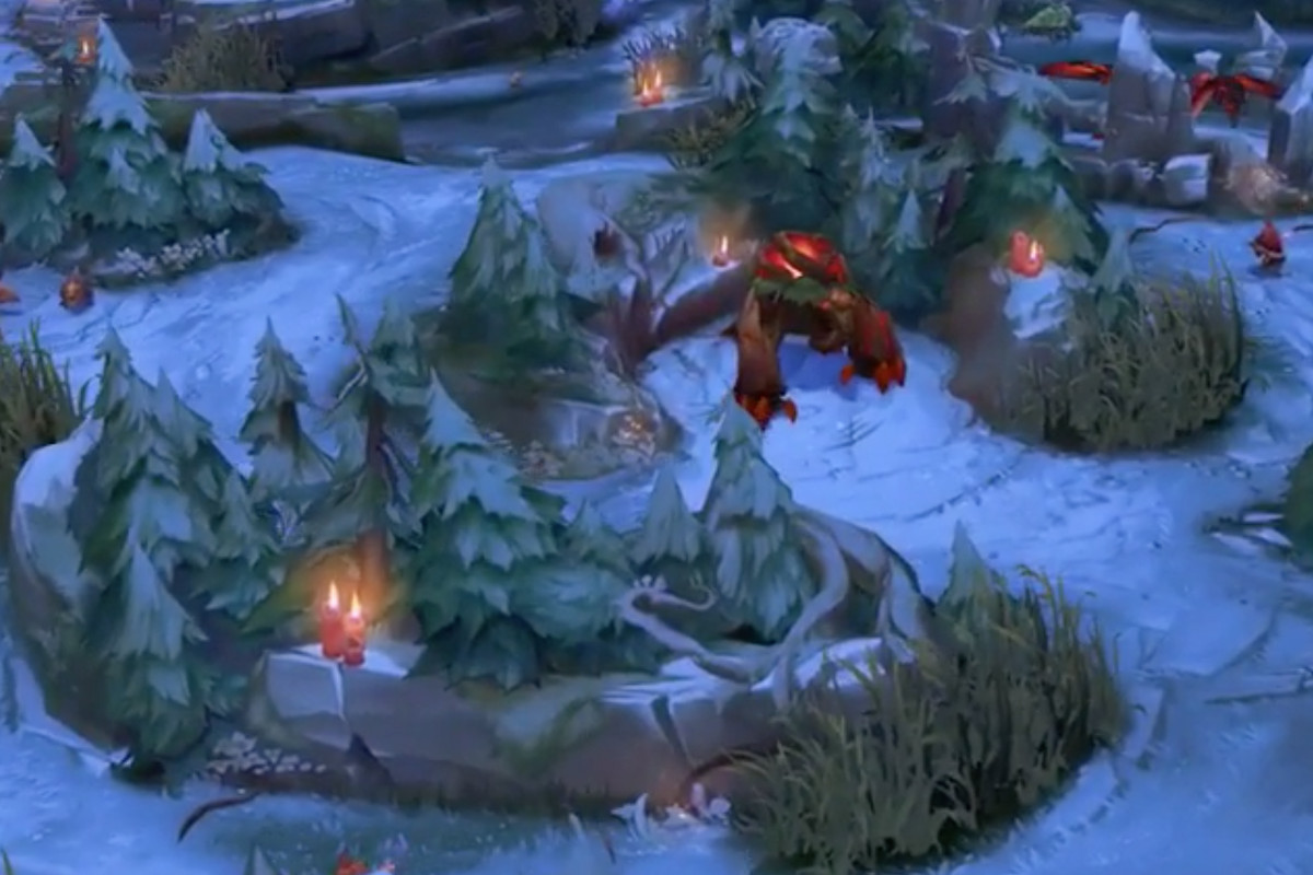 The snowy Summoner\'s Rift is returning for winter - The Rift Herald