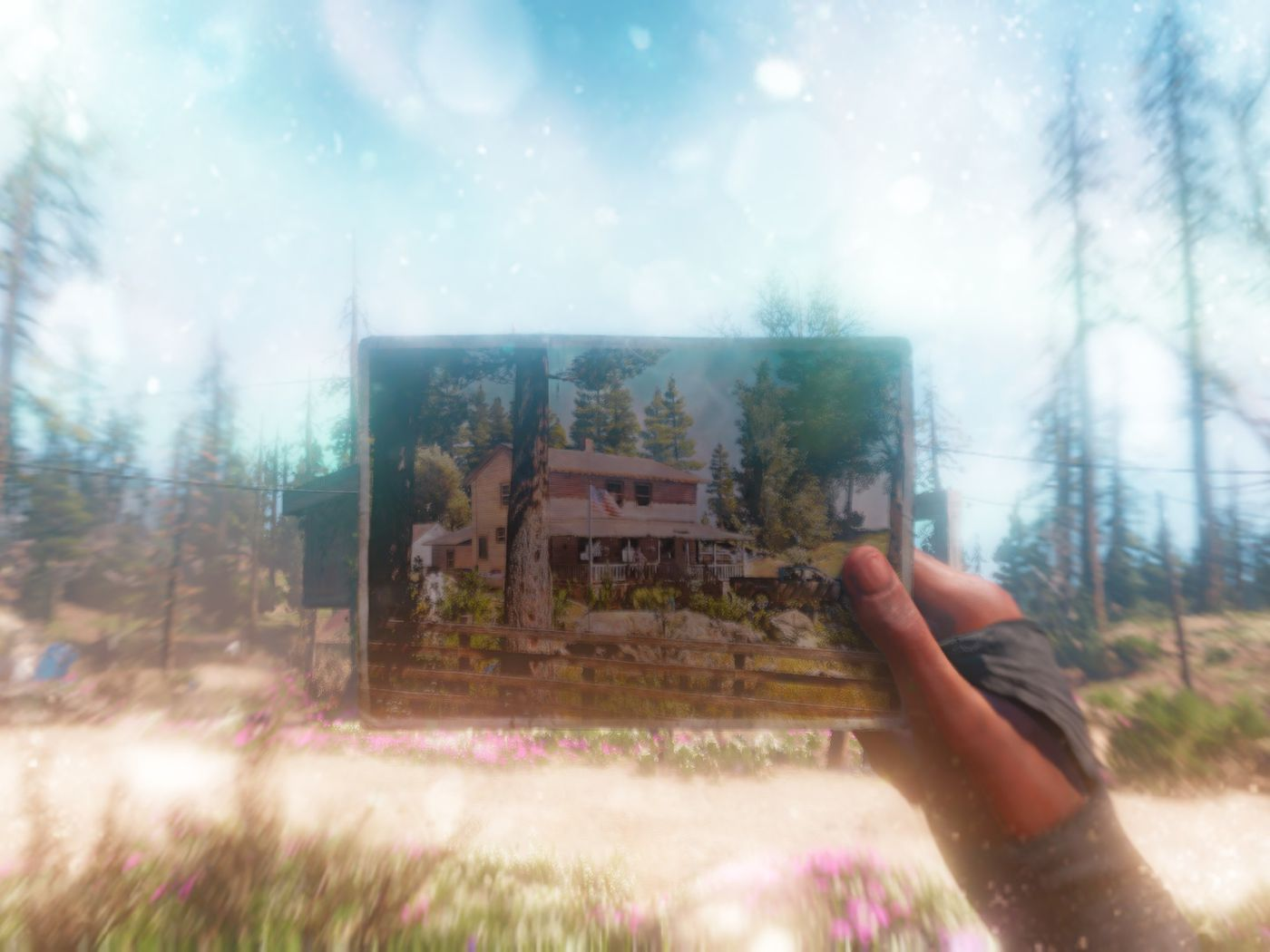 Far Cry New Dawn S Best Mission Is A Moving Tribute To The Past