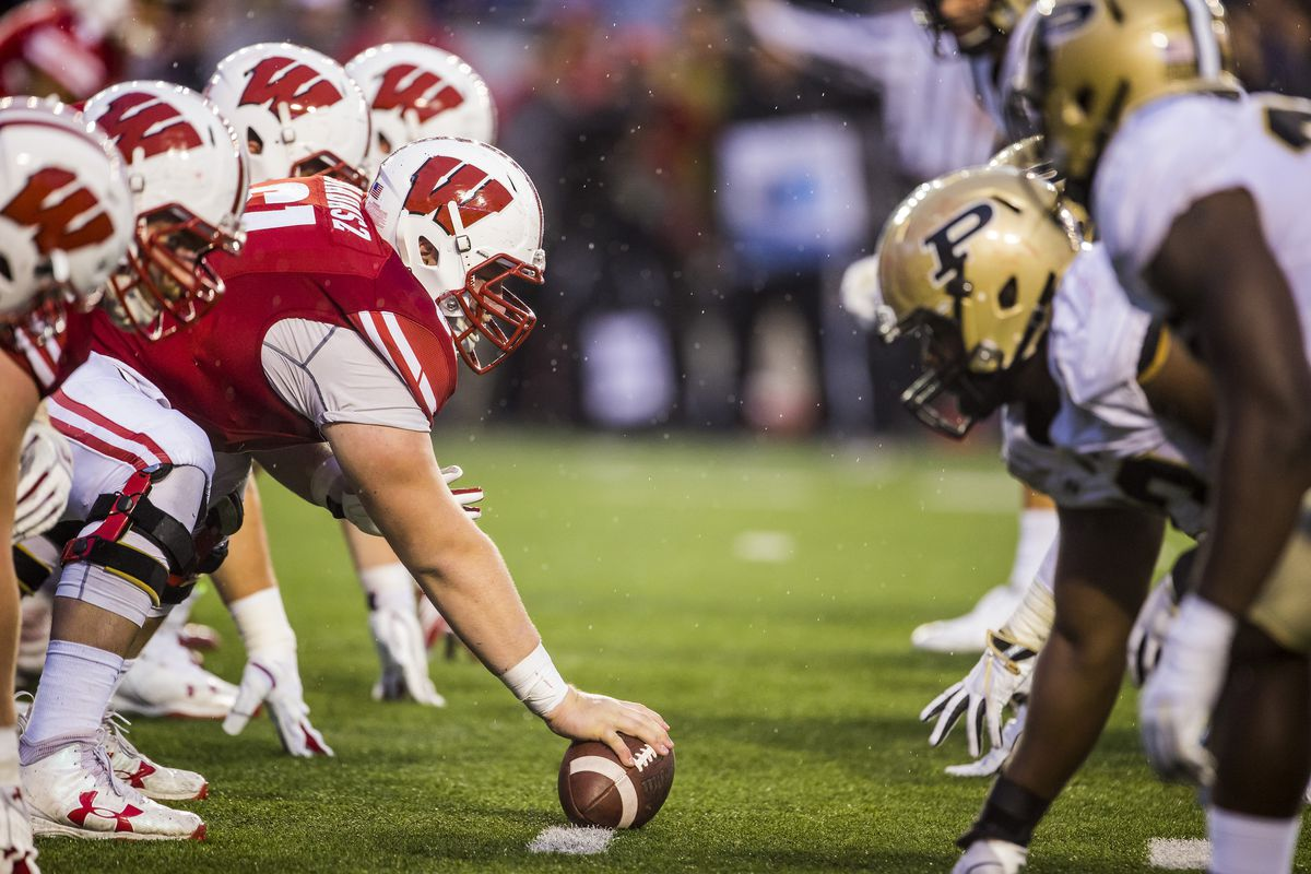 sports physical form 2019 wisconsin  Wisconsin Badgers football fall camp 12: offensive line ...