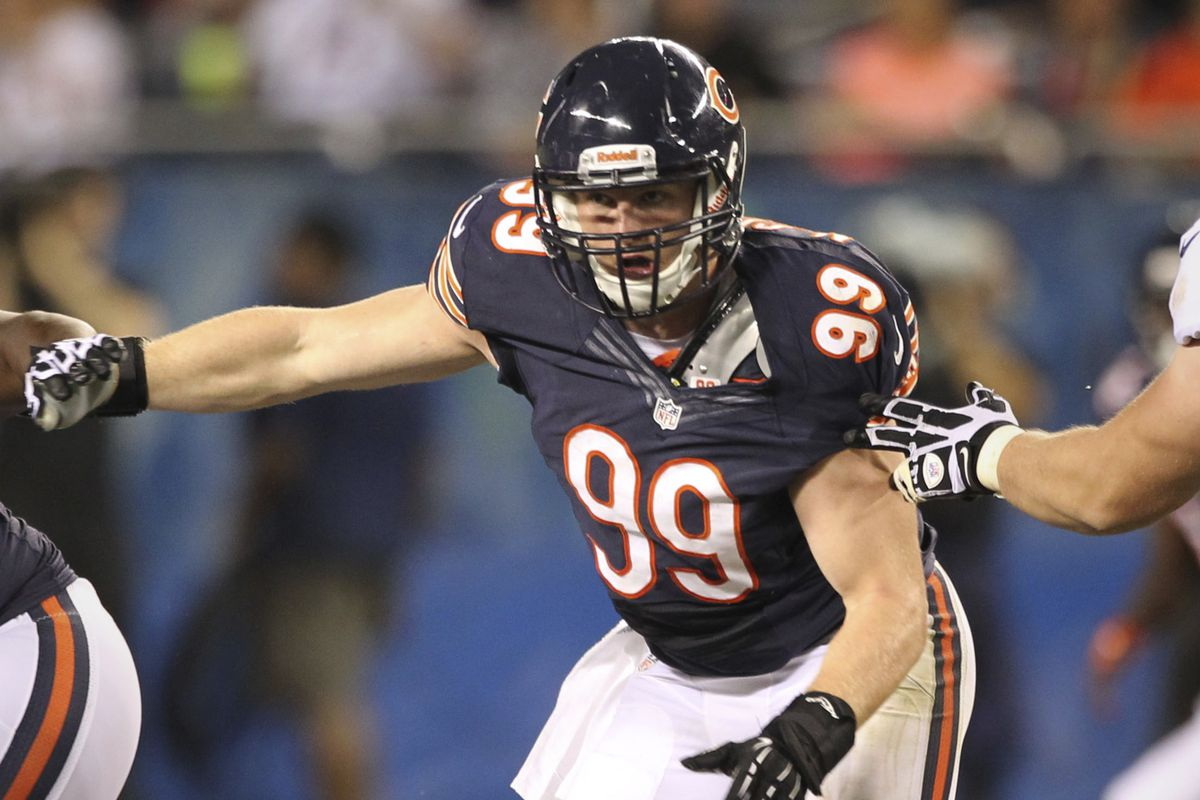 Chicago Bears Injury Report Jay Cutler Probable Shea McClellin