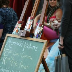 Salt Lake Comic Con hosted hundreds of vendors during its three-day event. With more than 50,000 tickets sold, Comic Con goers filled the convention halls to the max during the final day of the convention.