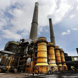 The Huntington power plant in Huntington, Tuesday, March 24, 2015.