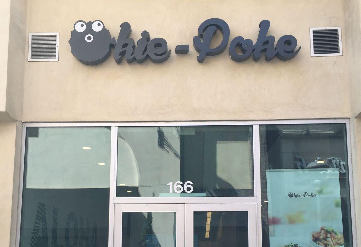 Okie Poke, Monterey Park