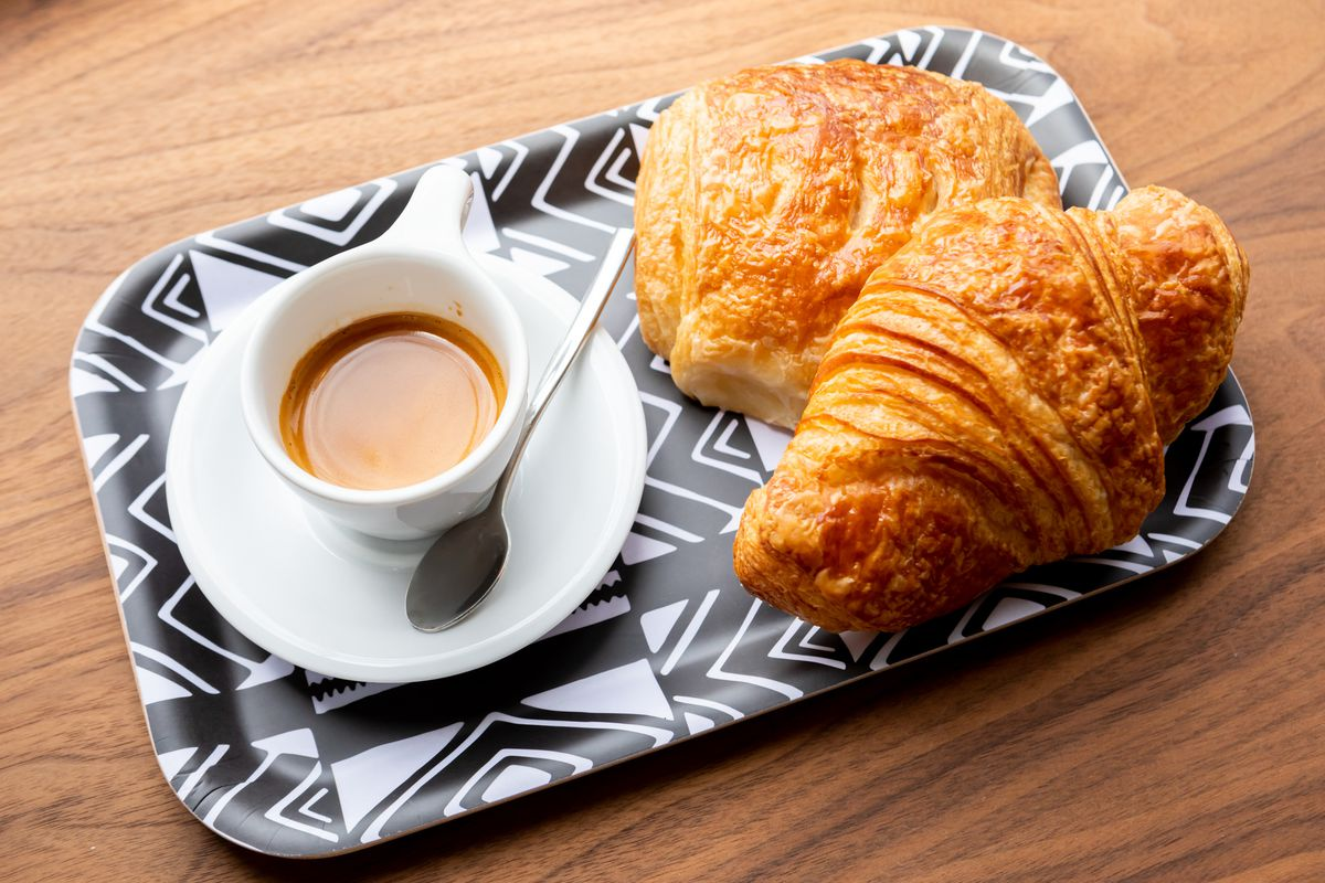 Kahnfections croissants at Noe Cafe