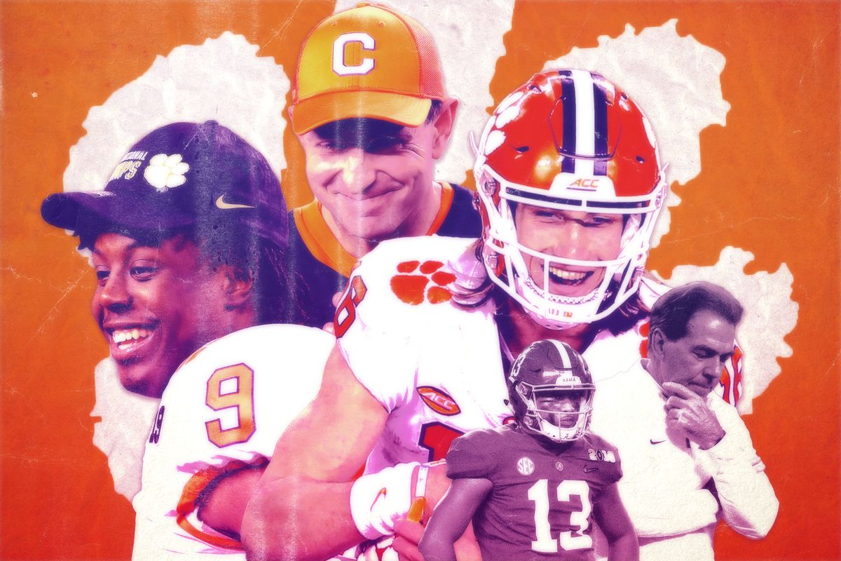 Clemsons Coronation And The Dawn Of A New Day In College Football