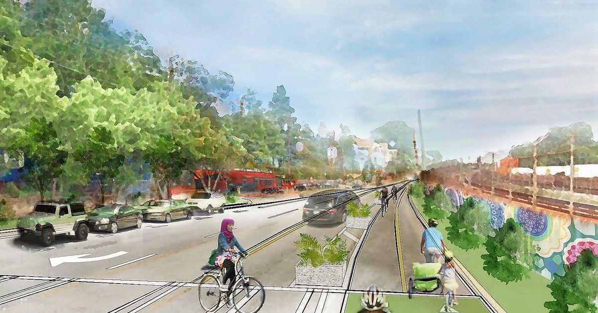Atlanta officials set to weigh potential 'complete street' future of DeKalb Avenue