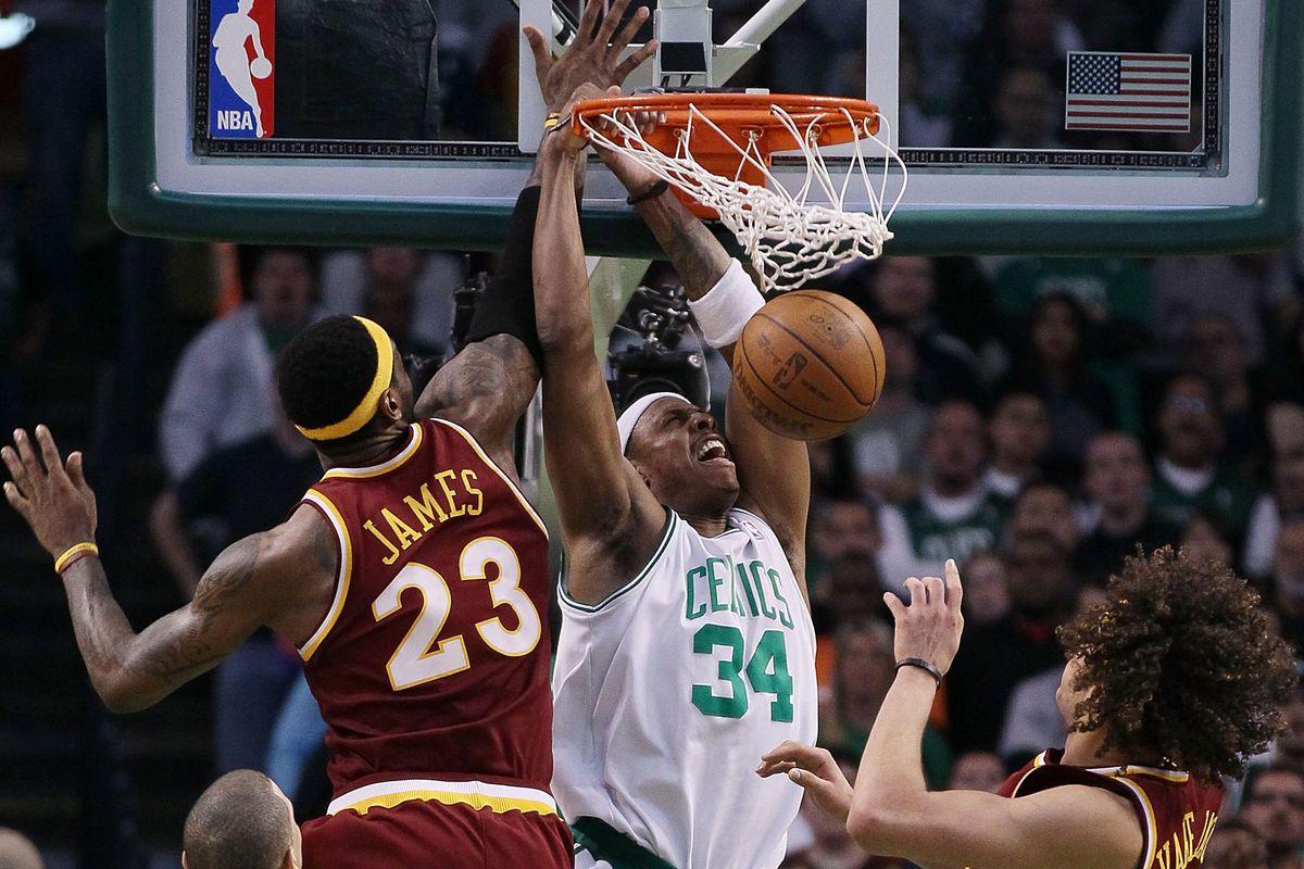 b74daaa3b Recounting the memorable Celtics vs. Cavaliers playoff history ...