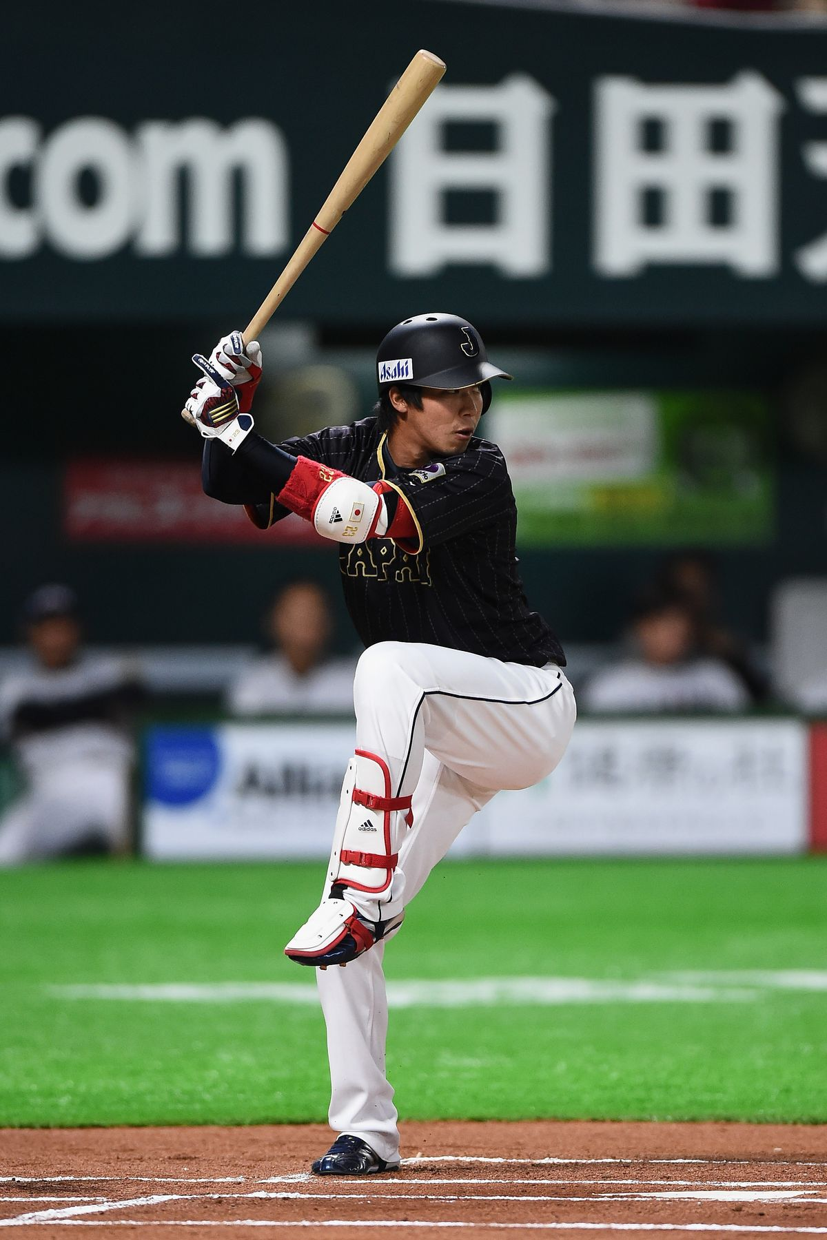 CPBL Selected Team v Japan - SAMURAI JAPAN Send-off Friendly Match