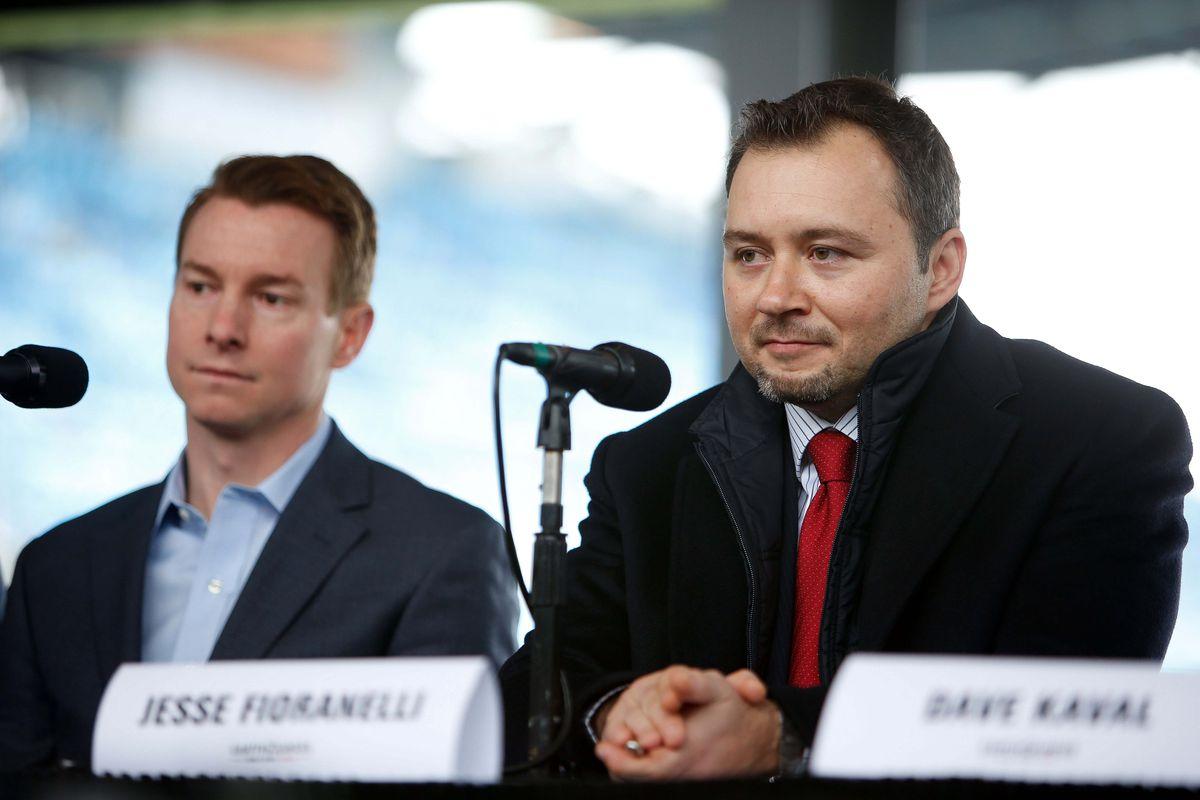 MLS: San Jose Earthquakes-Press Conference