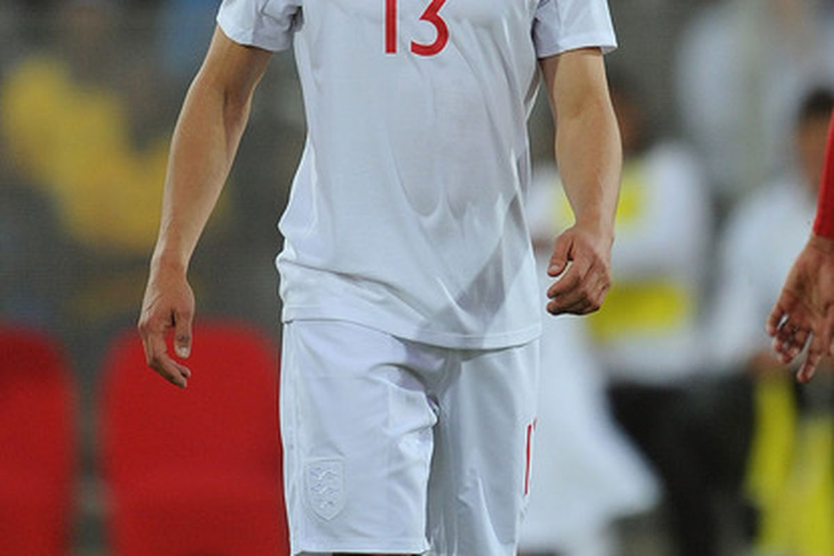 Is Stephen Warnock on his way to Anfield? (Photo by Michael Regan/Getty Images)