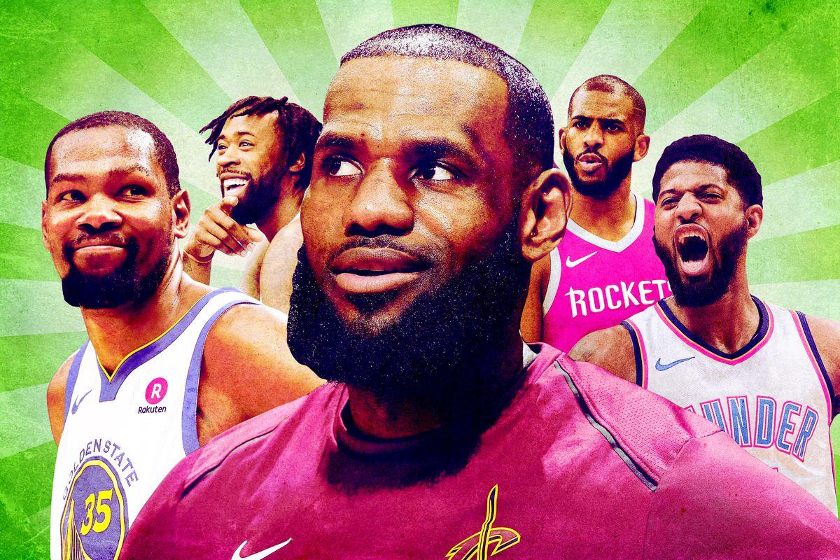 NBA free-agency watch
