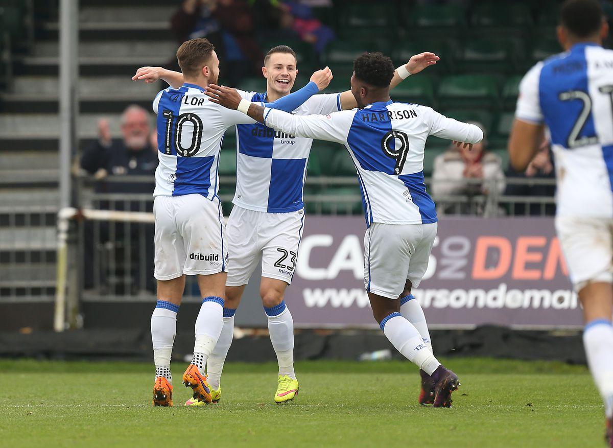 Bristol Rovers v Northampton Town - Sky Bet League One