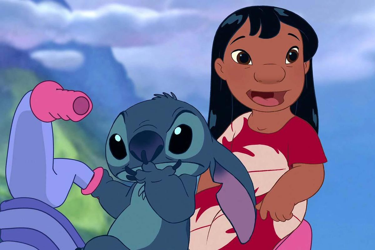 It is a picture of Epic Lilo N Stitch Pictures