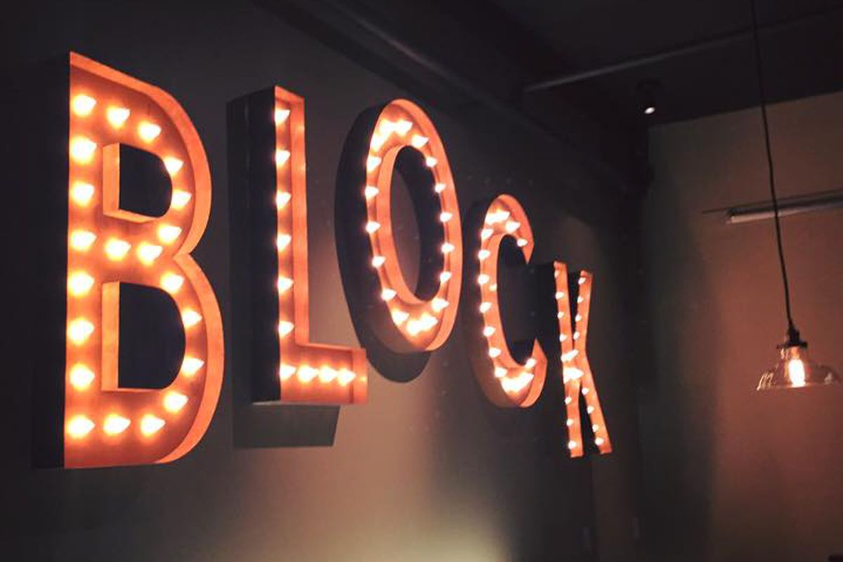 The Block.