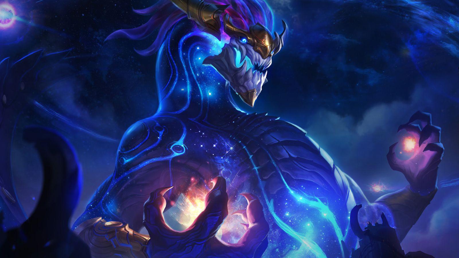 Learn all about Aurelion Sol, League of Legend's new ...