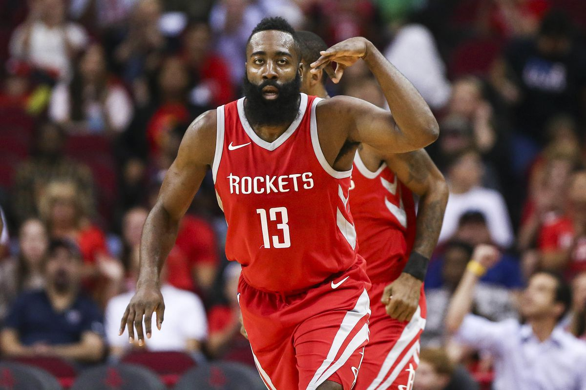 James Harden drops 56 Points as Rockets rout Jazz - The Dream Shake