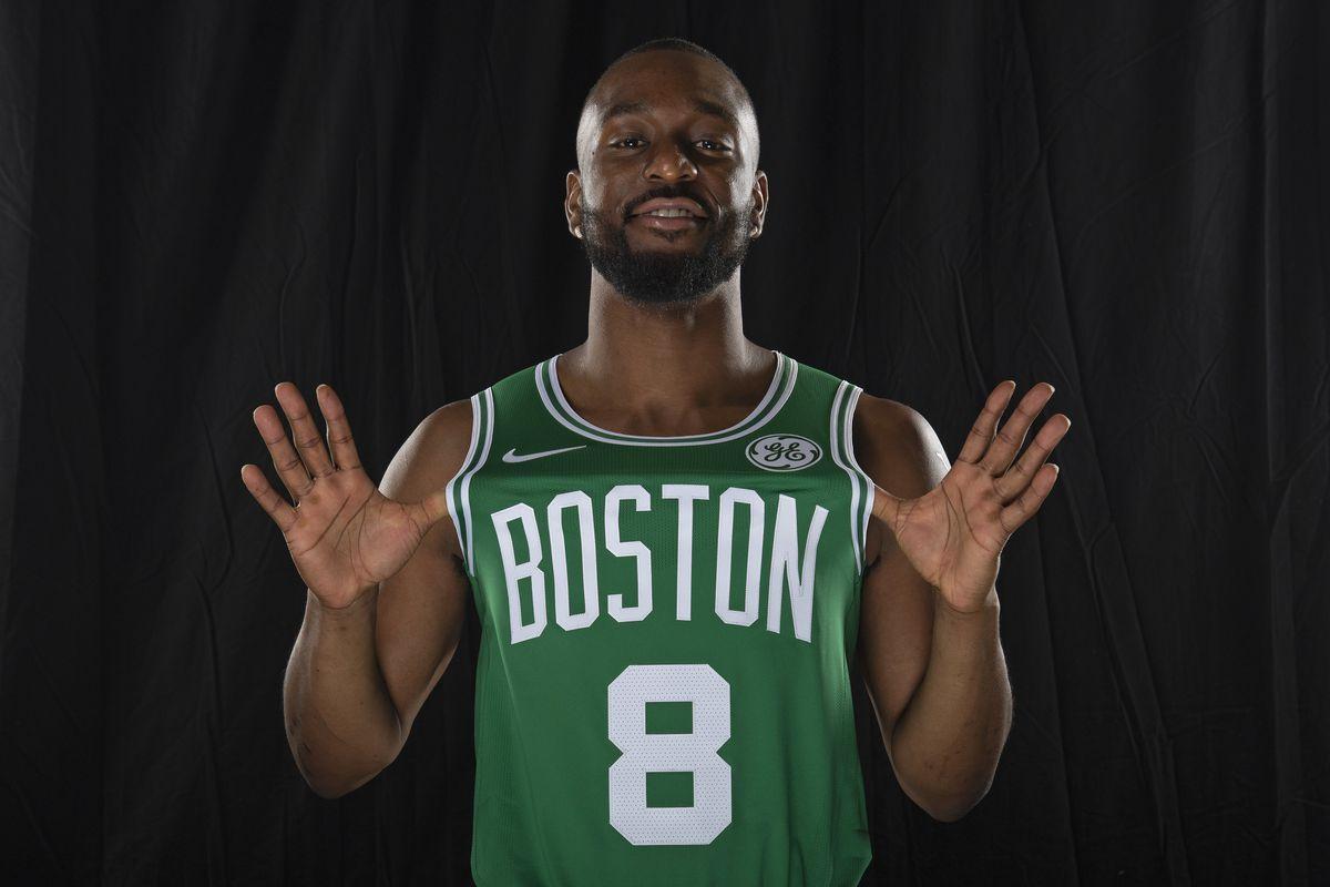 Boston Celtics Introduce New Players - Portriats