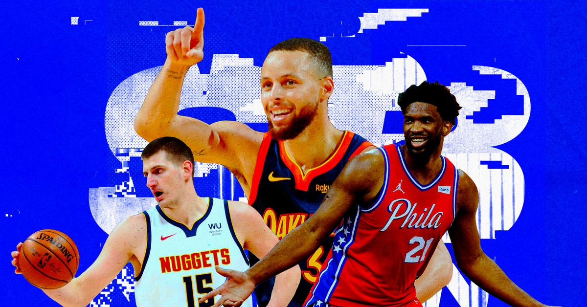 NBA MVP candidates for the 2020-2021 season, ranked thumbnail