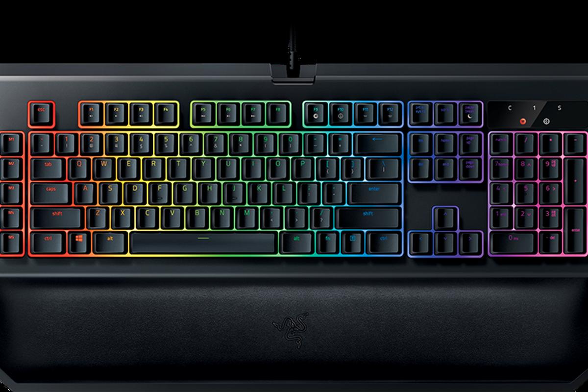 Razer rolls out BlackWidow Chroma V2 mechanical keyboard - Polygon