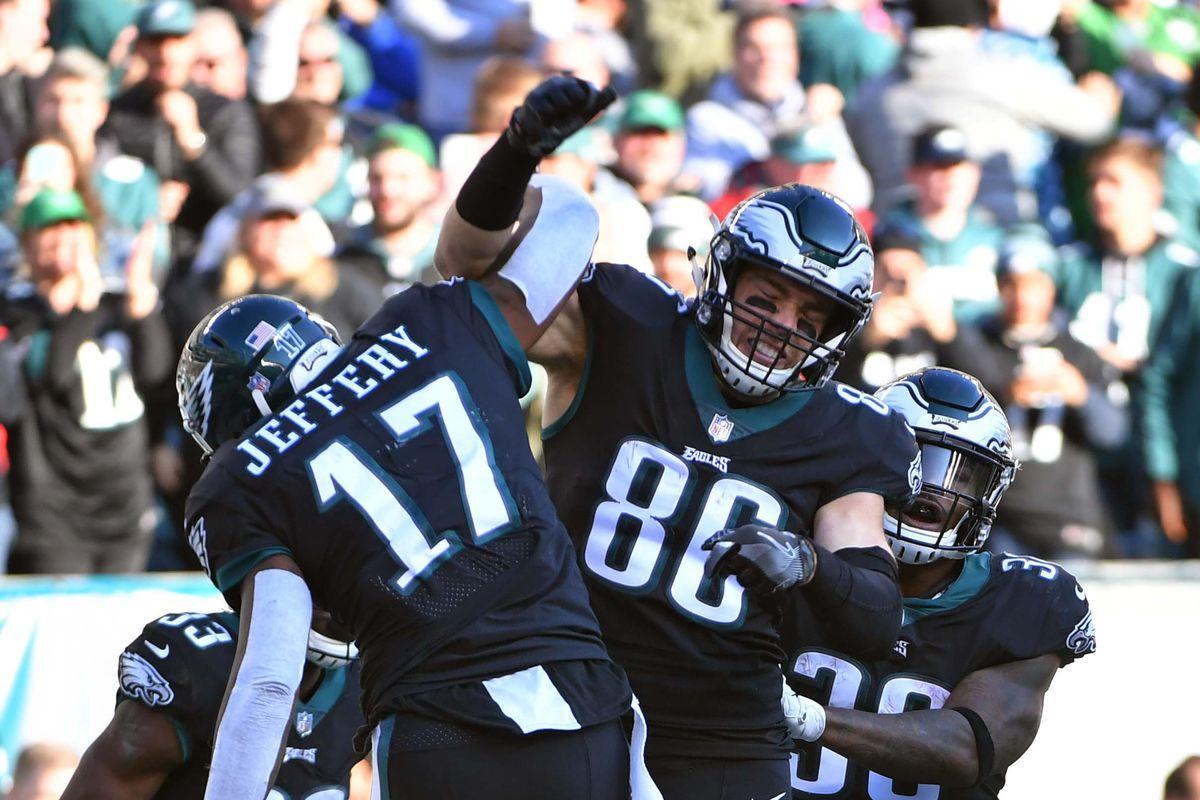 Eagles Vs Giants 2018 Game Time Tv Schedule Live Streaming