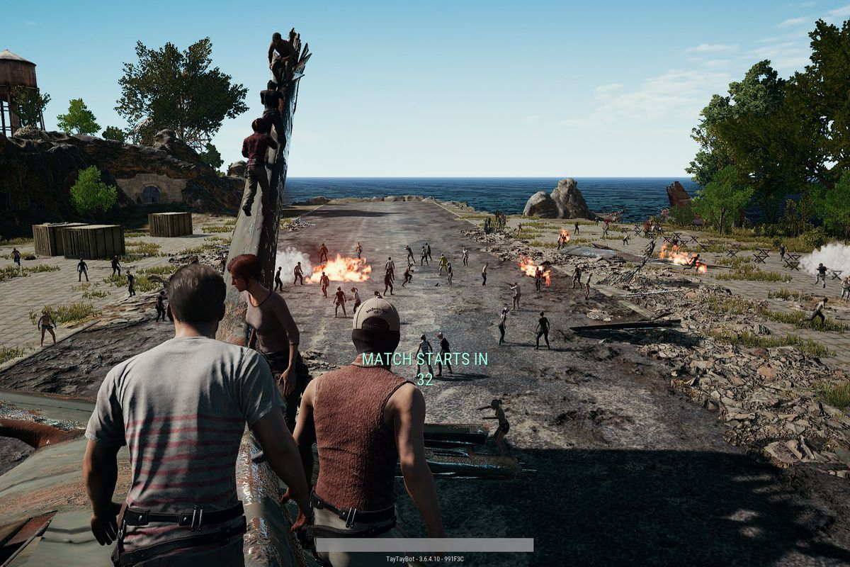 Million Gamers Have Played PUBG On Xbox One