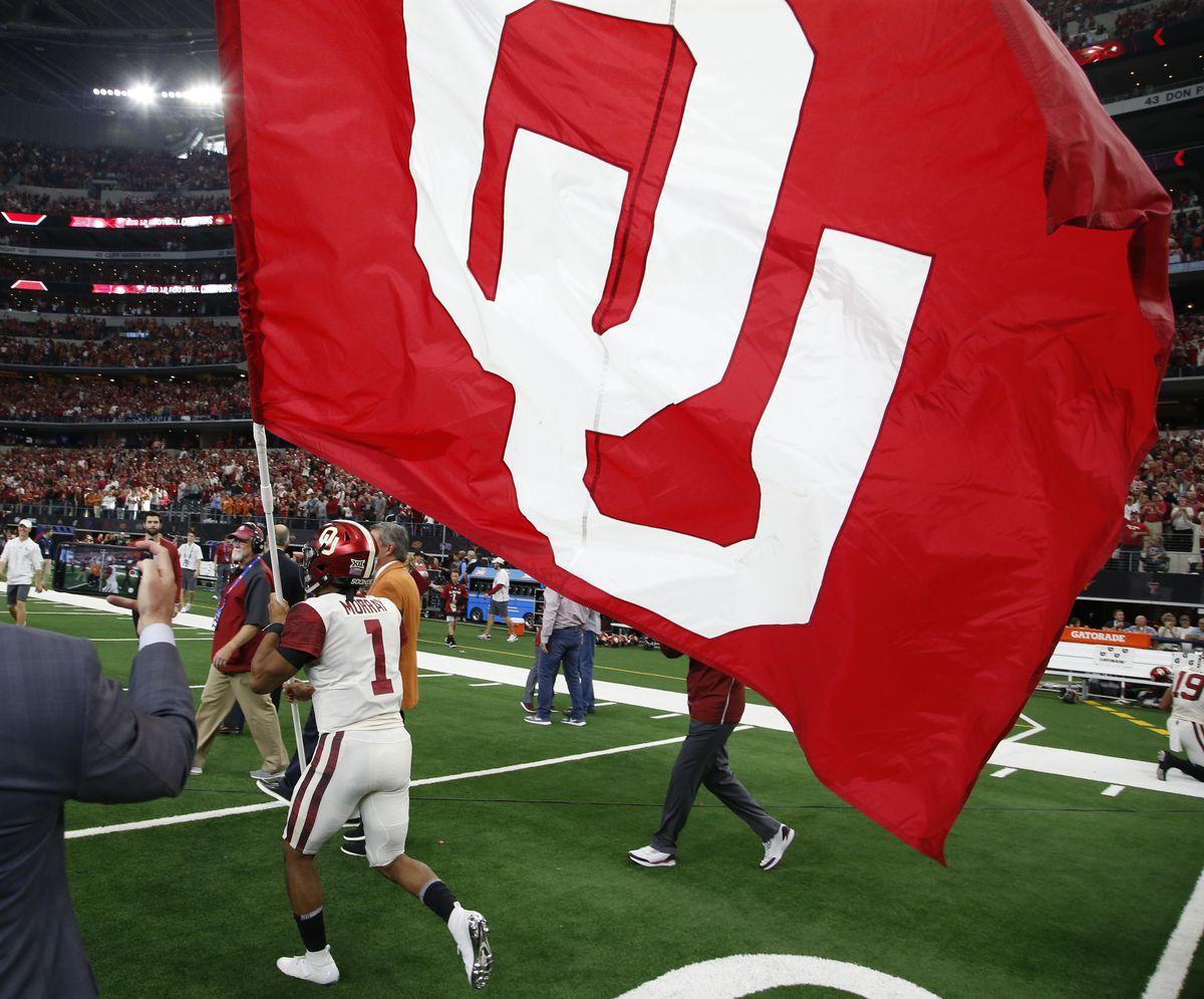 NCAA Football: Big 12 Championship-Texas vs Oklahoma