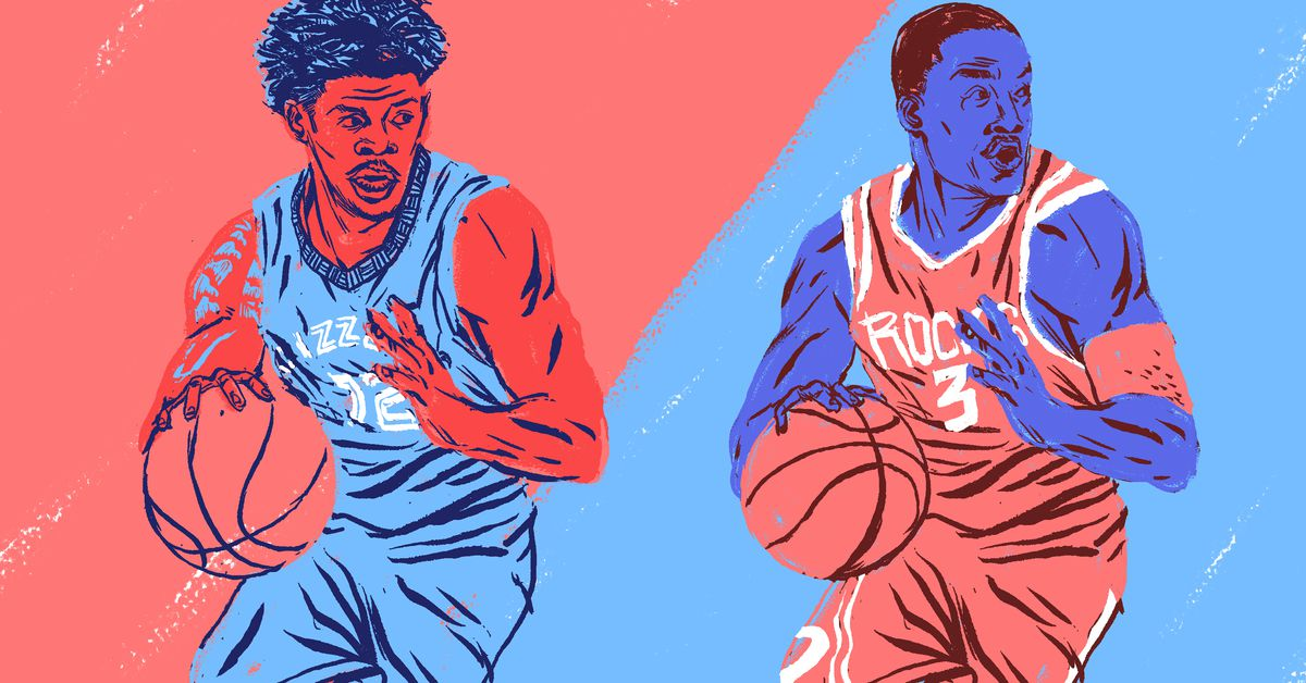 Player Comps For Ja Morant And Other Nba Rookies The Ringer