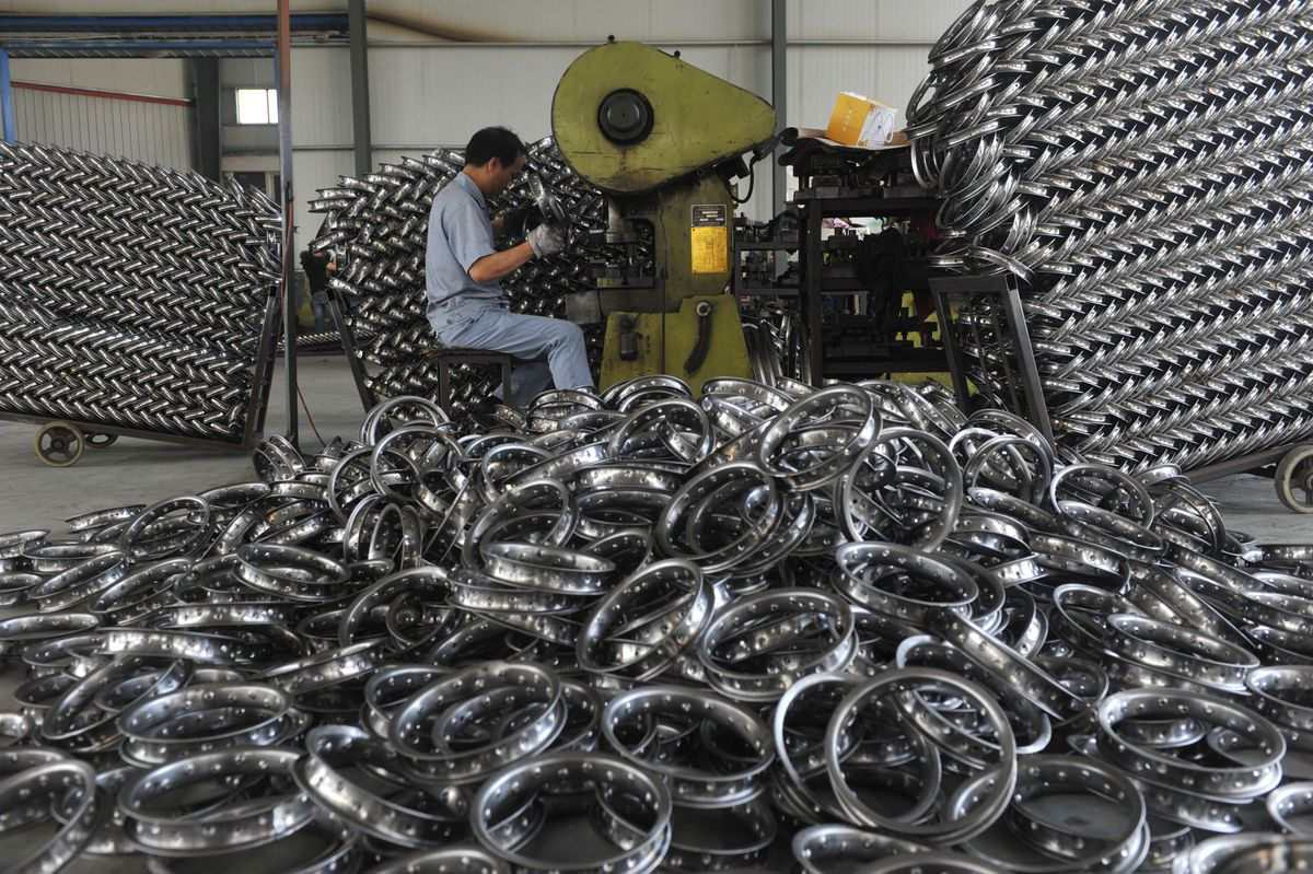 China's PMI In May Reaches 51.9%