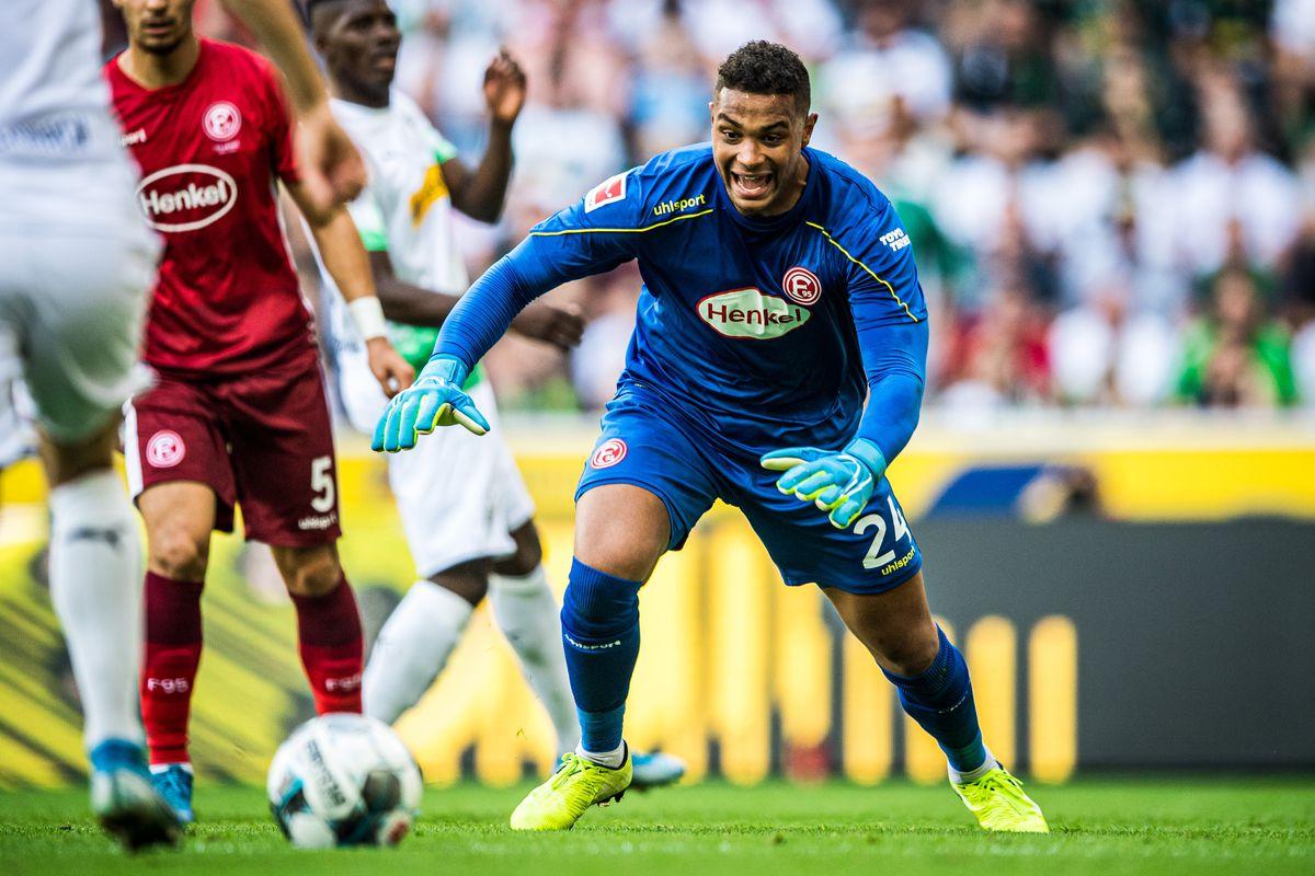 Borussia Mönchengladbach v Fortuna Düsseldorf - Bundesliga for DFL