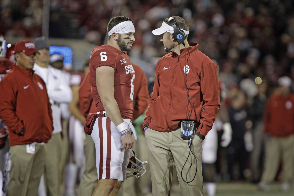 Oklahoma Football Press Conference Notes: Lincoln Riley