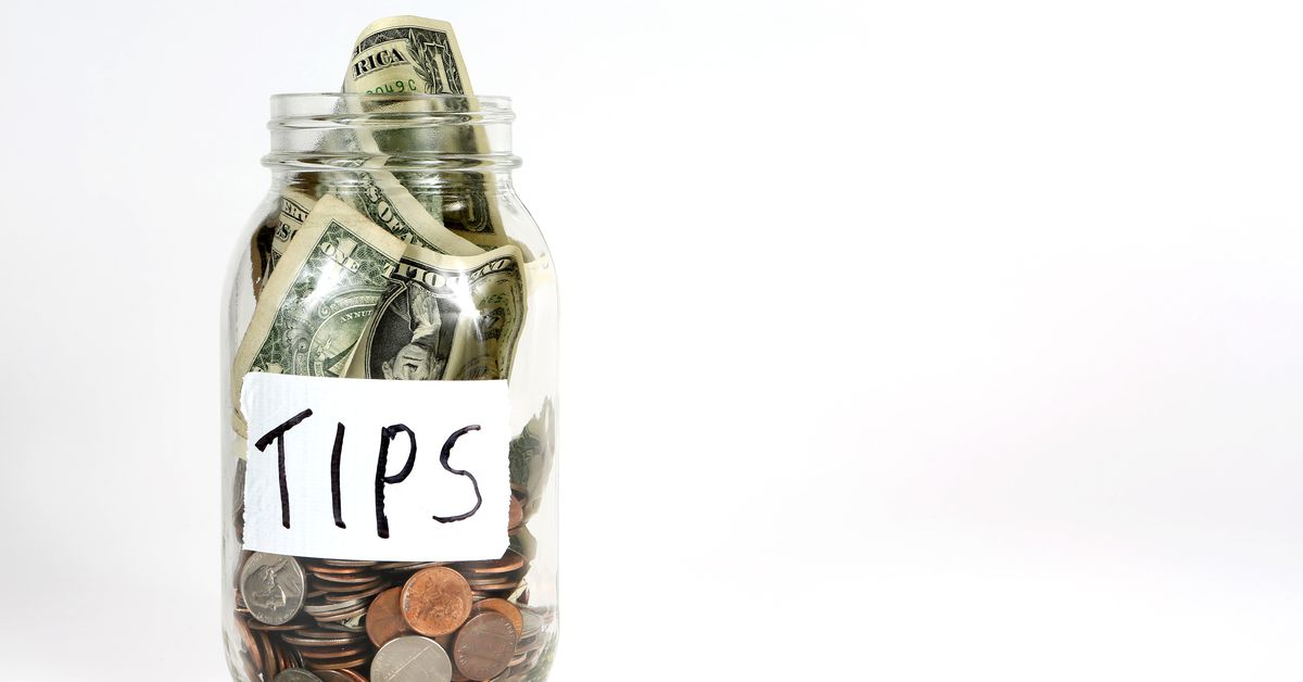 Don't Forget to Tip Your Eater