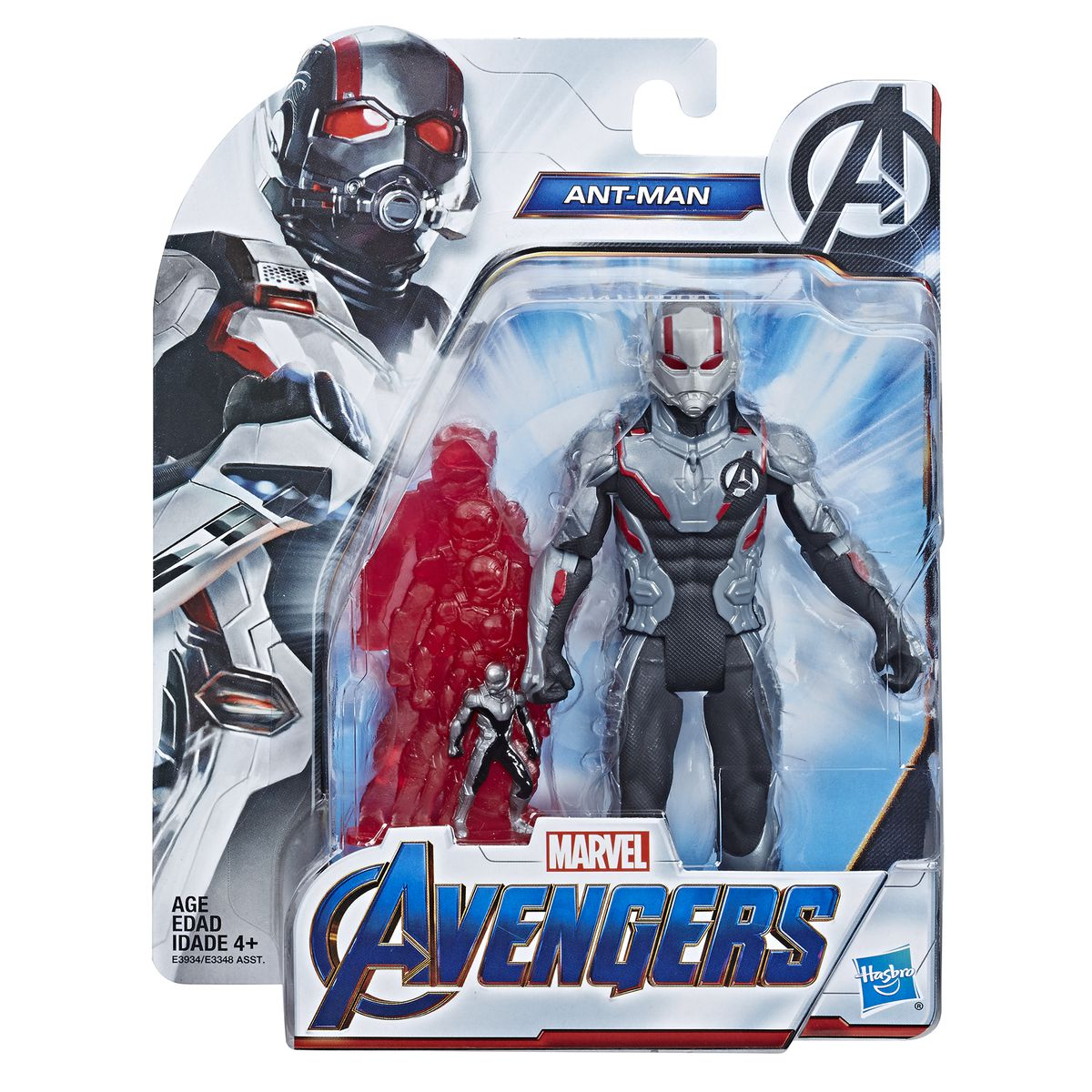 6-inch ant-man figure from avengers: endgame