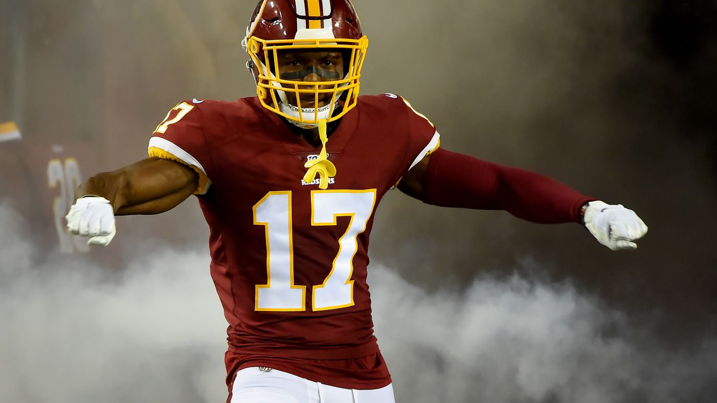 Terry Mclaurin Injury Update How To Handle The Washington Wr Vs Giants In Week 4 Update Draftkings Nation
