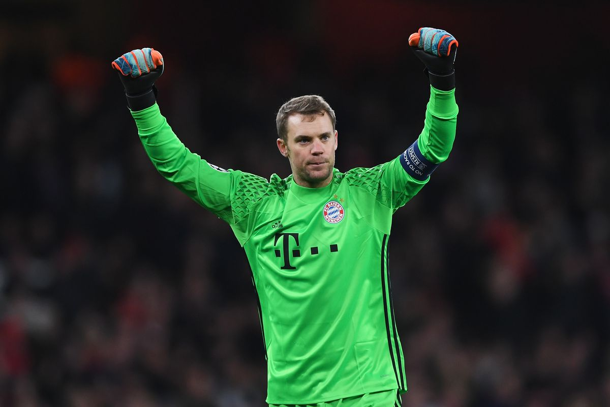 Bayern s worst kept secret Manuel Neuer confirmed as the next