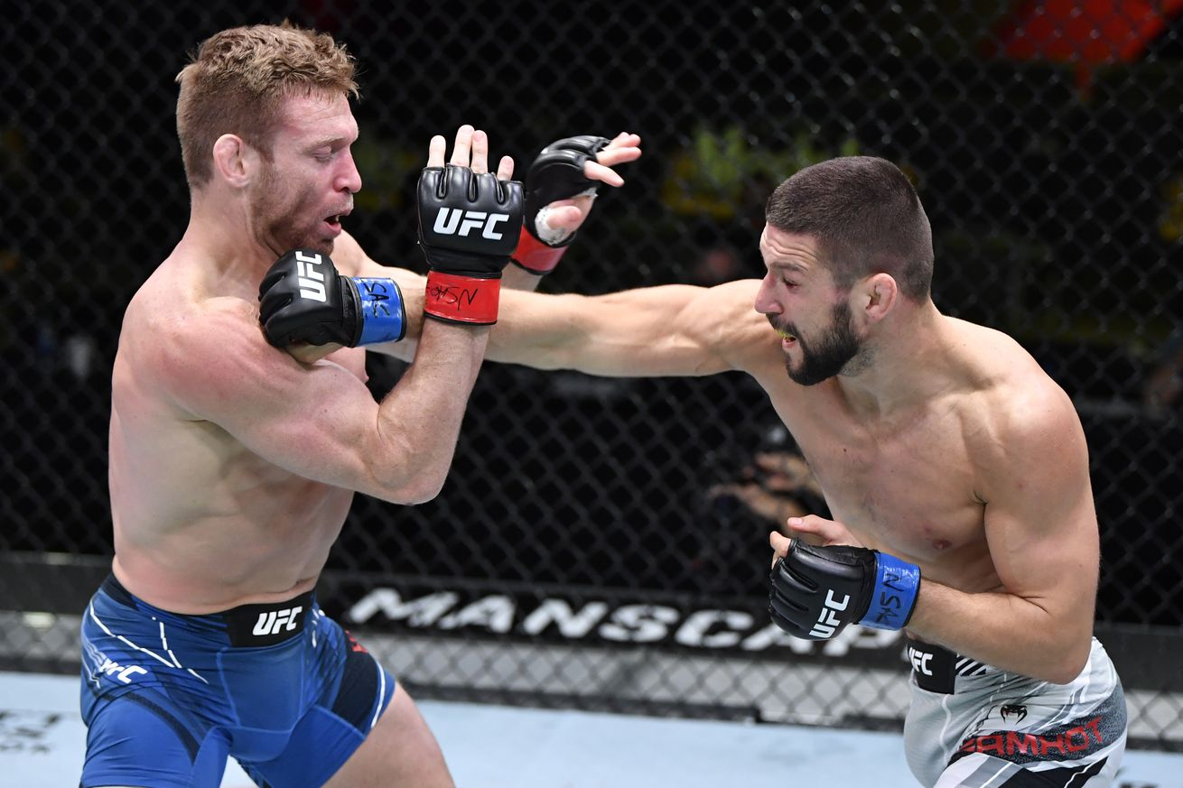 UFC Fight Night: Holtzman v Gamrot