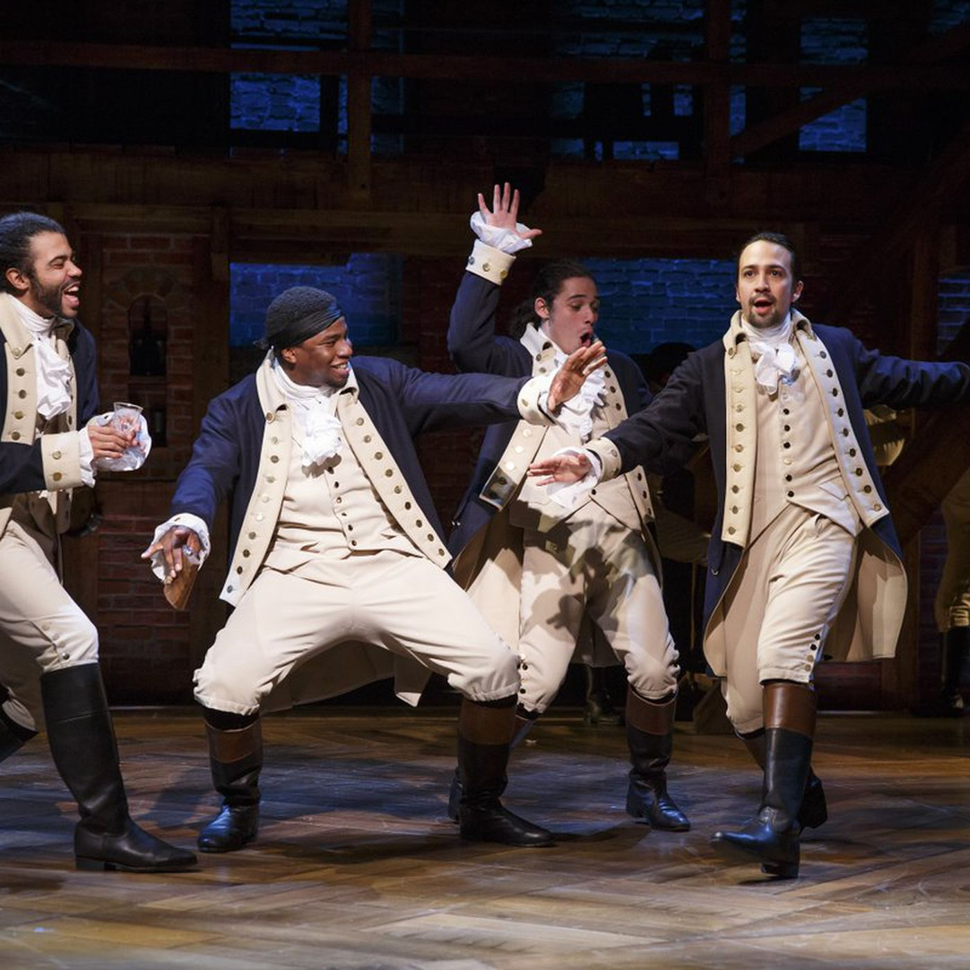 Hamilton is coming to theaters and Disney+, thanks to Disney's ...