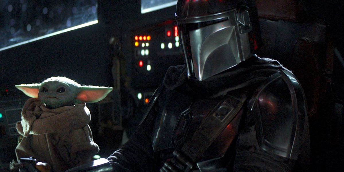 You don't have to love Star Wars to dig The Mandalorian